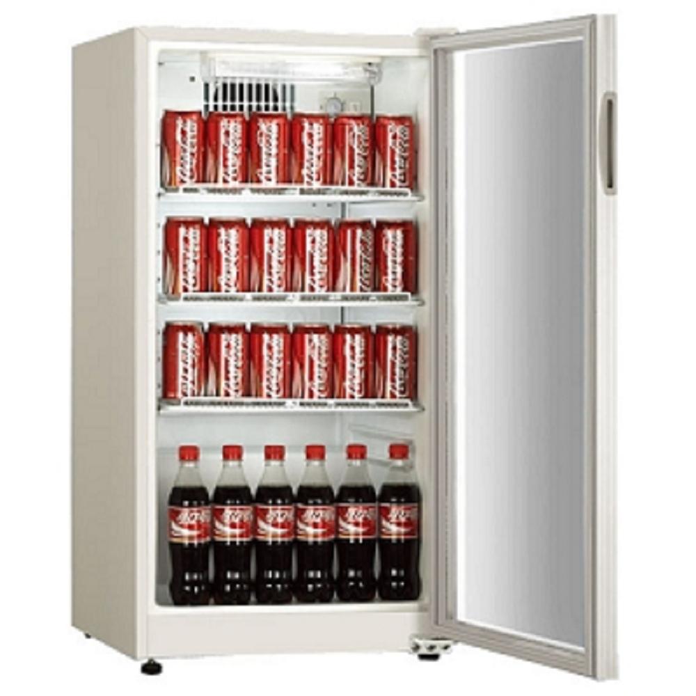 Haier海爾 3尺1 直立式飲料冷藏櫃110L HSC-110