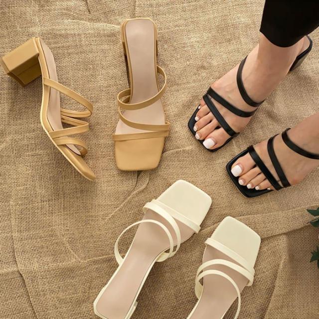 女士皮鞋 夏季拖鞋-ap1283_DS