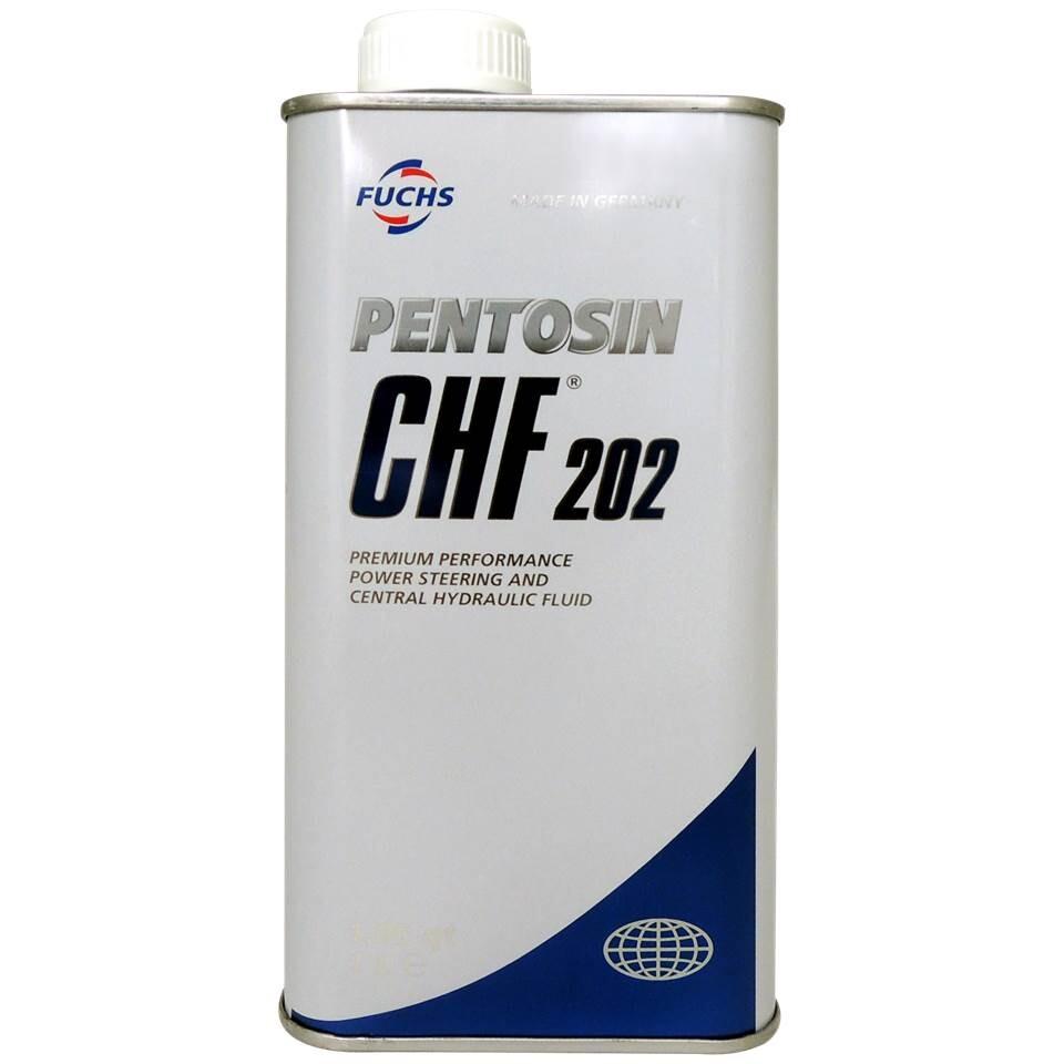 fuchs pentosin chf 202 動力方向機油