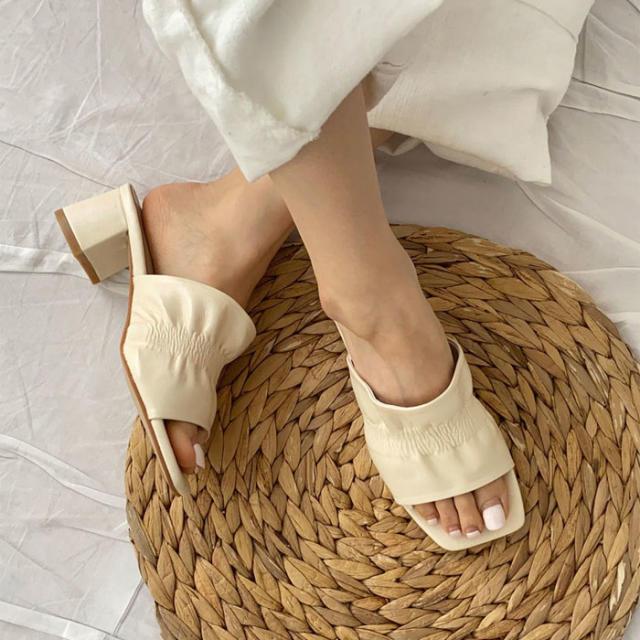 [renoma] 女性夏季拖鞋-an2141_DS DS 2141_紅色