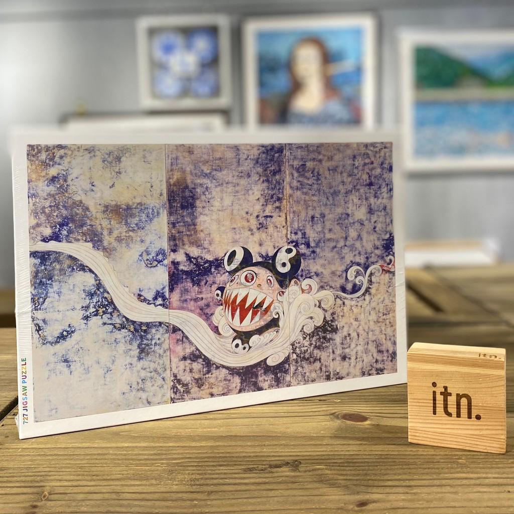 村上隆 Takashi Murakami 727 Jigsaw Puzzle 1040片 拼圖