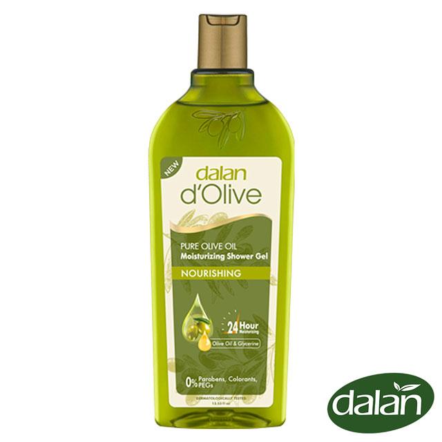 【土耳其dalan】頂級橄欖油極滋養PH5.5植萃潤澤沐浴露400ml