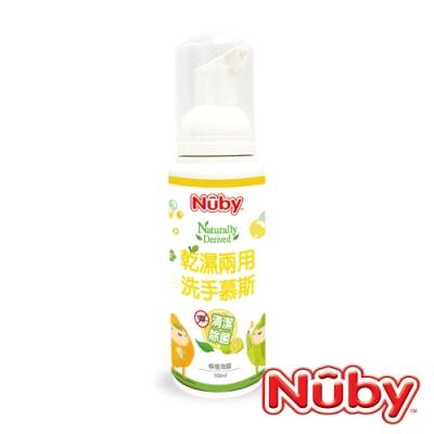 Nuby x 木酢達人聯名系列 檸檬海鹽乾溼兩用洗手慕斯 (100ml/罐)
