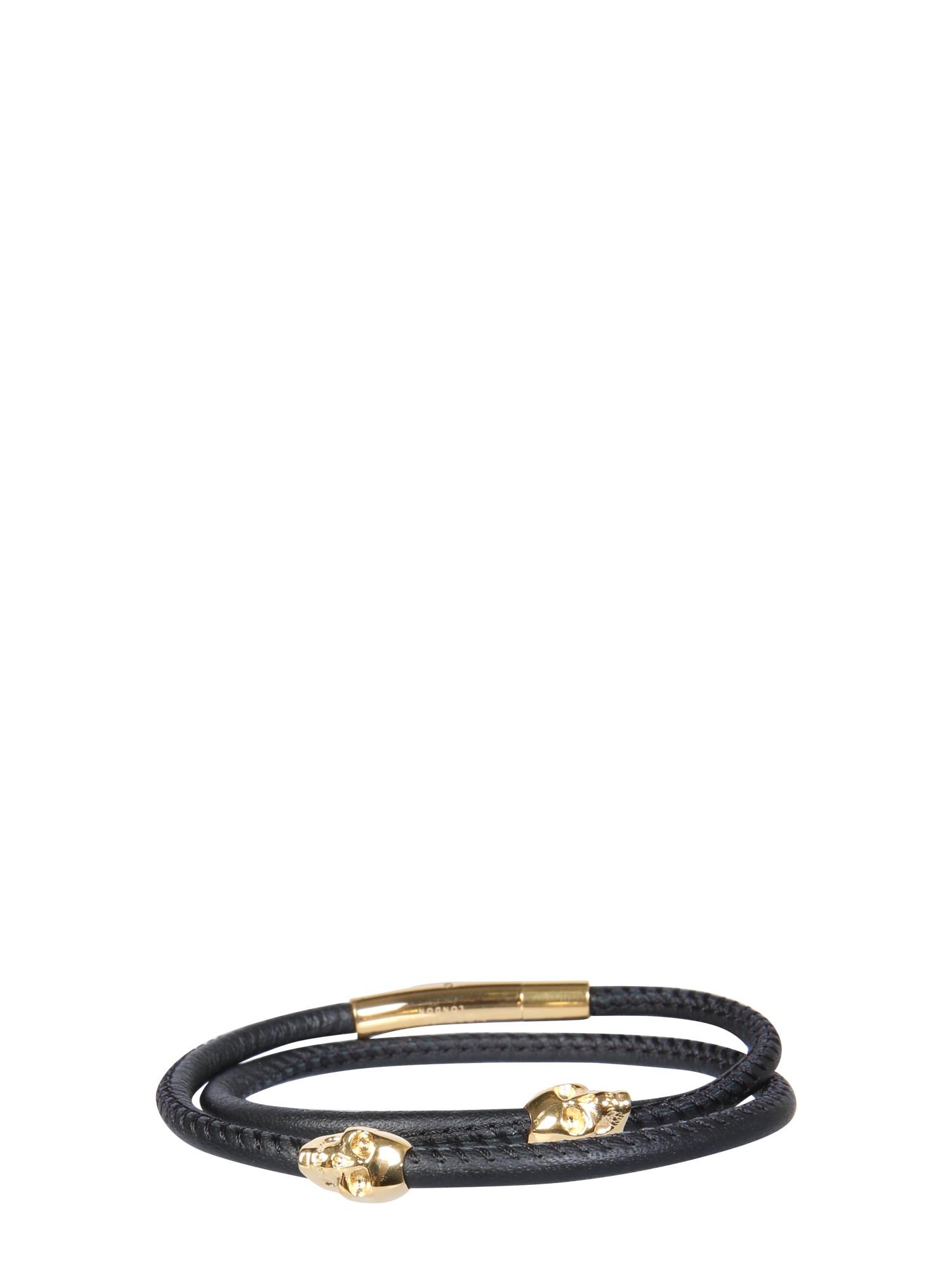 northskull double micro atticus bracelet