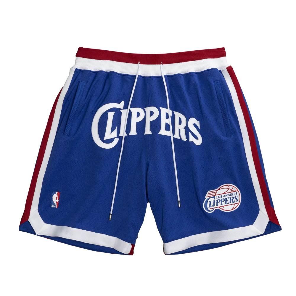 M&N x JUST DON NBA 聯名球褲 快艇隊