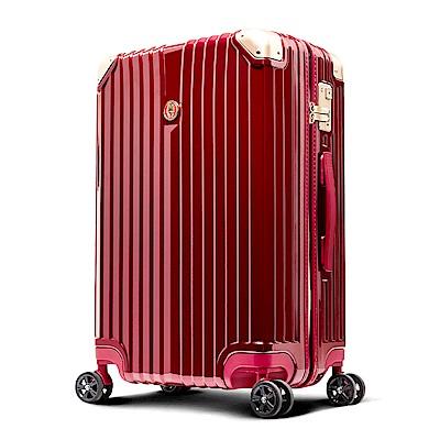 Marvel 漫威復仇者聯盟系列 29吋 新型拉鍊行李箱-鋼鐵人(特仕板)