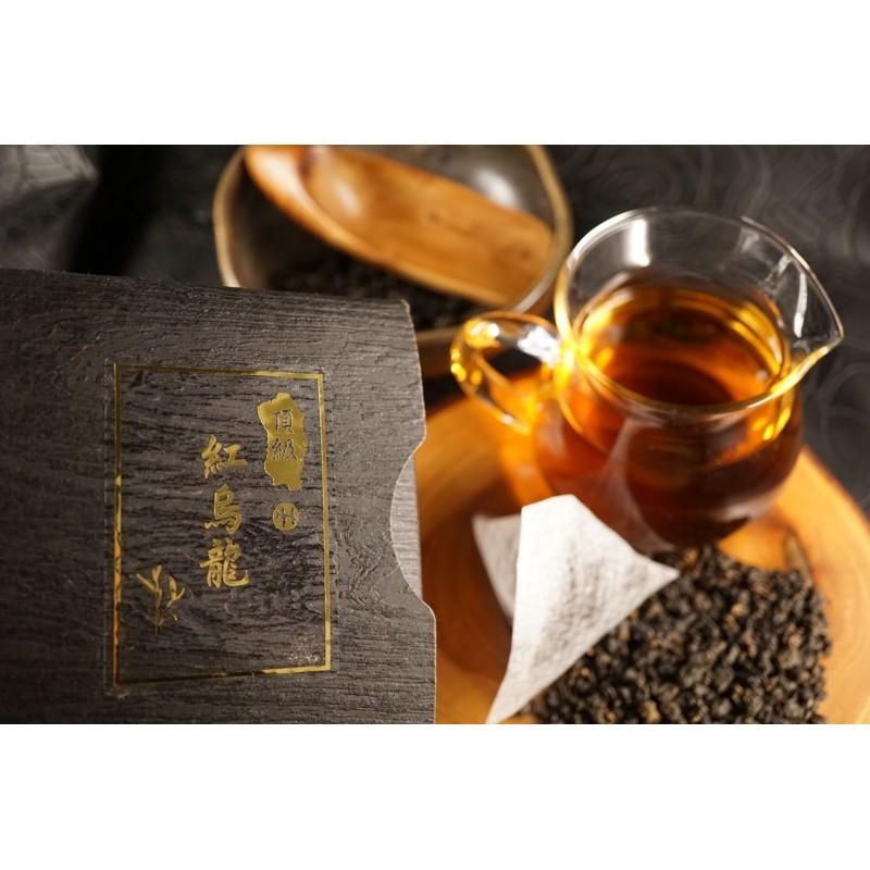 樺hua-有機轉型武夷茶種頂級紅烏龍原葉茶包 sgs檢驗合格日本進口環保pla材質立體茶包12入