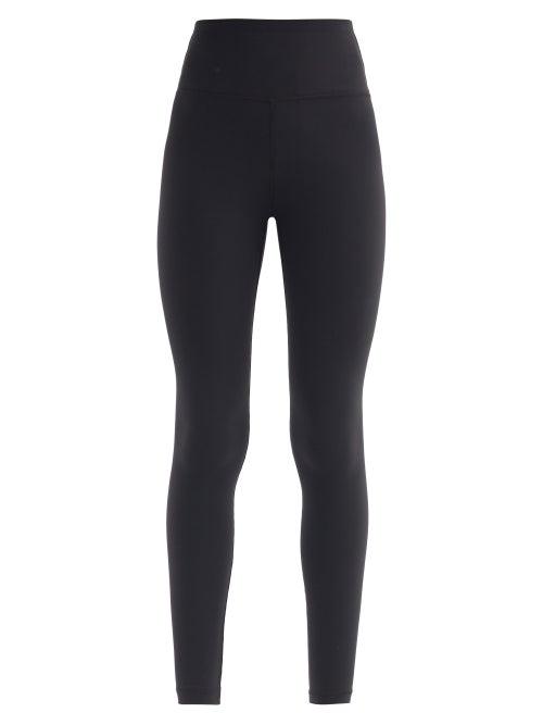 Wardrobe. nyc - Release 02 High-rise Jersey Leggings - Womens - Black