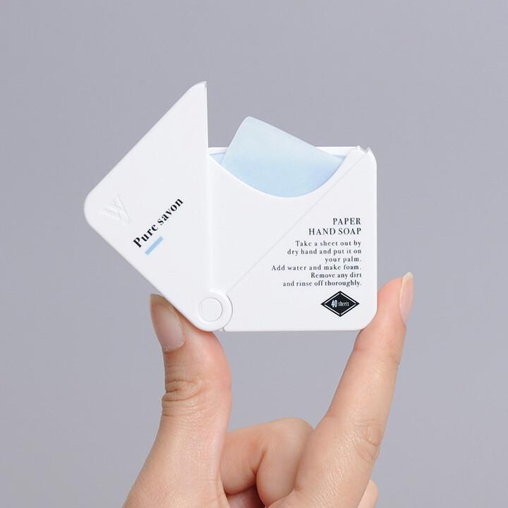 秀品屋washny香氛紙香皂