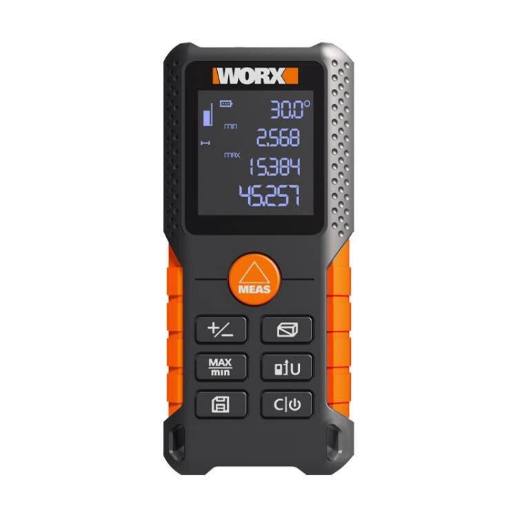 測距儀 激光測距儀WX087 高精度測量尺量房電子尺紅外線手持測量儀器