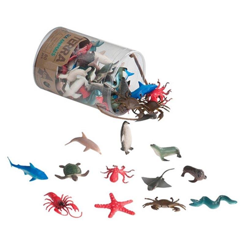 美國【B.Toys】TERRA 海洋生物(AN6002)★衛立兒生活館★