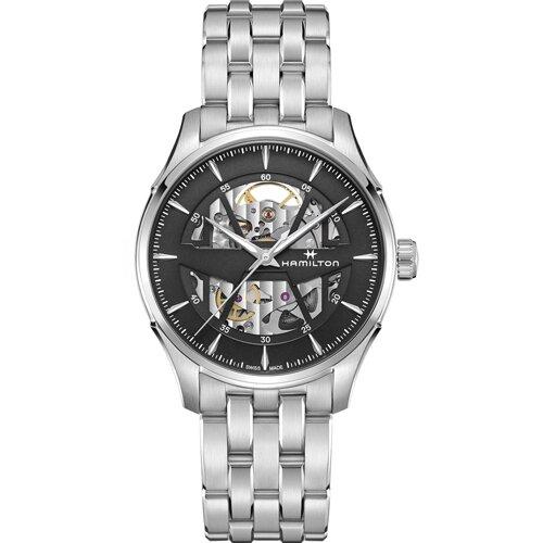 Hamilton 漢米爾頓 JAZZMASTER爵士系列 SKELETON AUTO機械錶 H42535180