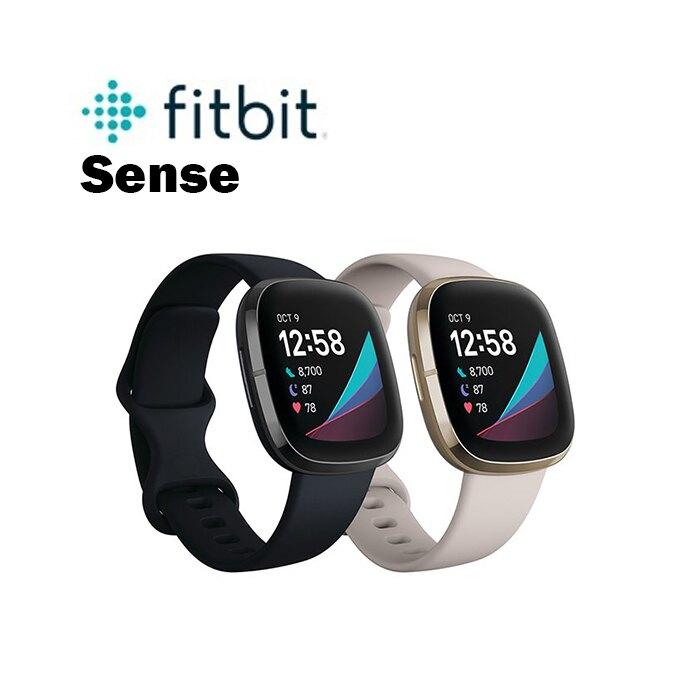 【FITBIT】SENSE 進階健康智慧手錶 - Taiwan公司貨