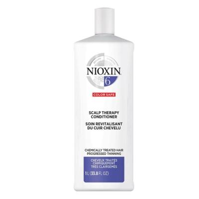 NIOXIN  6號賦活修護霜1000ml (需豐厚感 染燙後髮質)