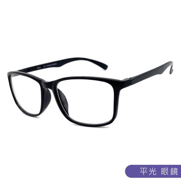 【SUNS】MIT平光眼鏡 無度數方框造型 抗UV(82739)