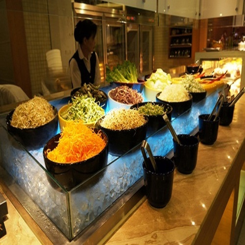 長春 長春素食 歐式素食自助餐 [台北]【幸福輪】