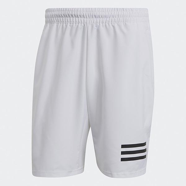 【現貨】Adidas CLUB TENNIS 男裝 短褲 慢跑 訓練 網球 吸濕排汗 口袋 白【運動世界】GL5412