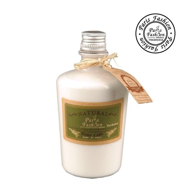 【巴黎香氛】清新快活香氛體乳-馬鞭草Verbana(250ml/500ml)
