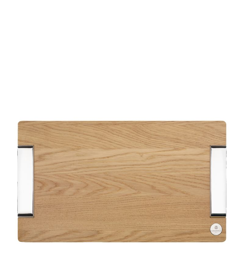 Christofle Small Royal Chef Chopping Board (34Cm X 20Cm)