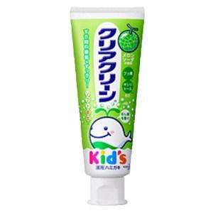 日本Kao 兒童牙膏-哈密瓜香味(70g)*6