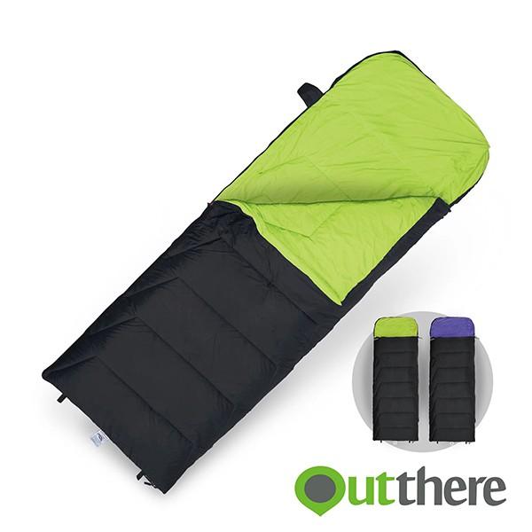 Outthere 好野 好威 T3 高效睡袋 AS00511 綠色 極限溫度零下15度 露營 睡袋《台南悠活運動家》