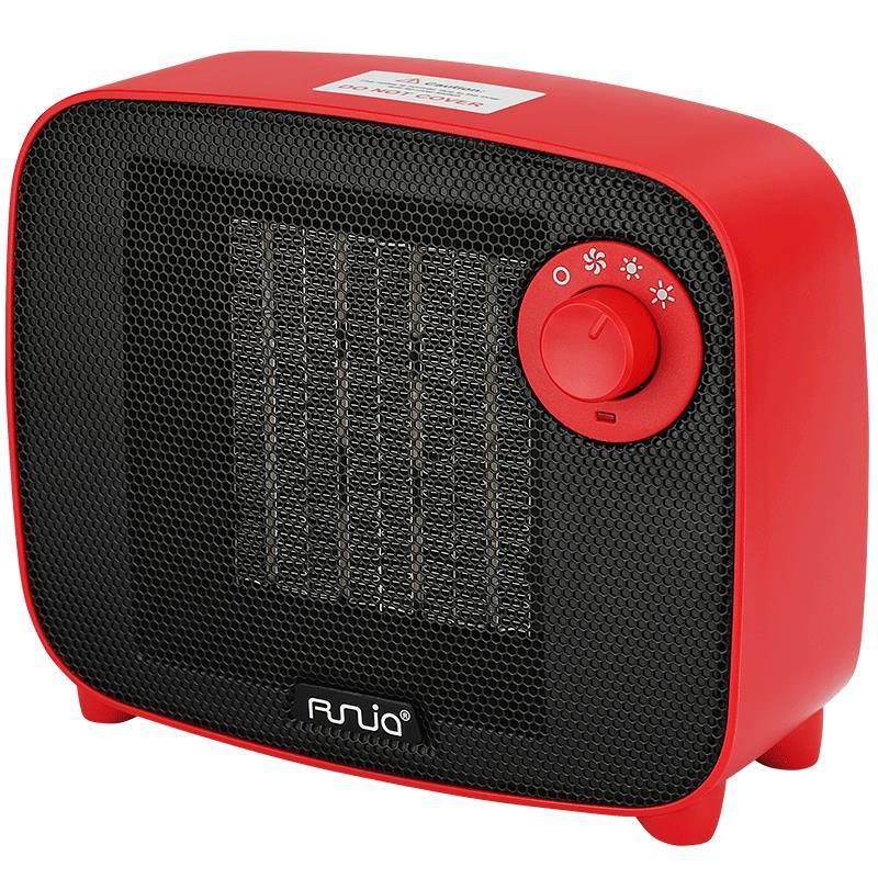 新品上架-220V取暖器家用節能電熱扇電暖風機電暖氣學生電暖器辦公浴室小鋼炮