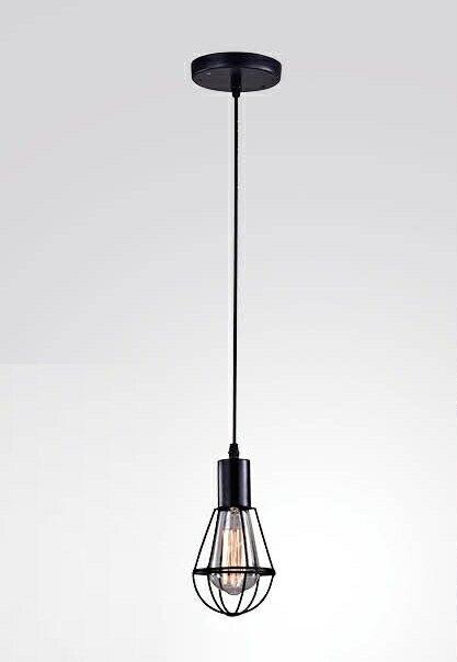 燈飾燈具【燈王的店】設計師嚴選 工業風吊燈1燈 ☆ F0363307423