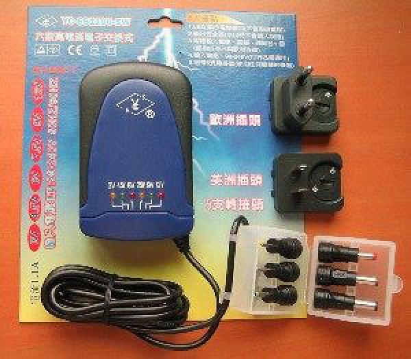 《鉦泰生活館》六段高電流電子交換式 YC-6S1100-SW