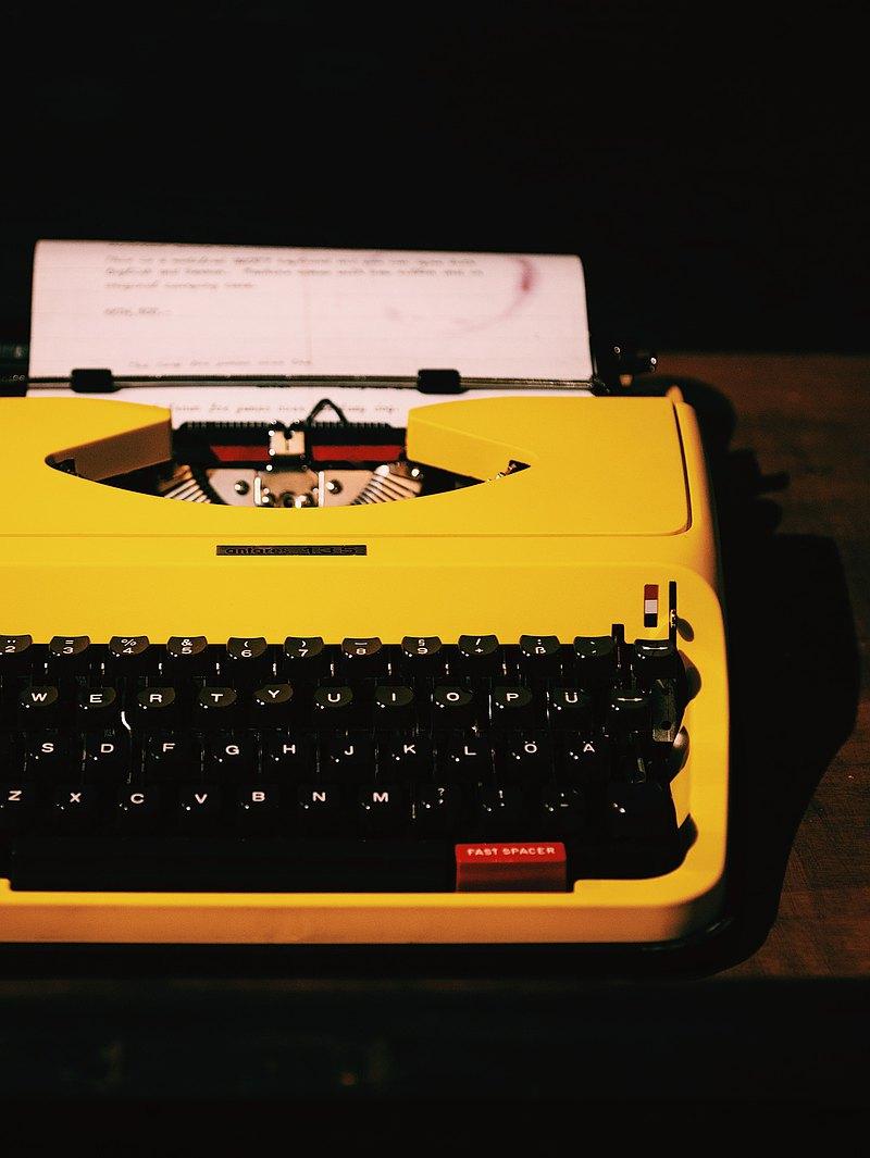 意大利 1960 年代打字機