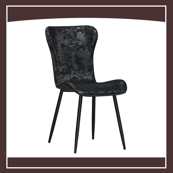 伊納餐椅(布)(五金腳) 210571066006
