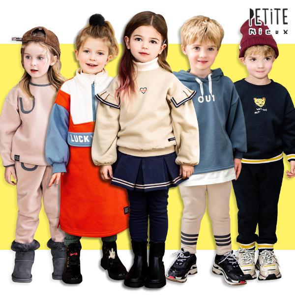 [Petit Mu] 冬季新款 公開! 外套/上下裝/連衣裙/T恤/打底褲