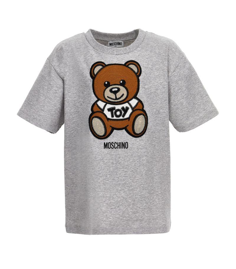 Moschino Kids Logo T-Shirt (4-14 Years)