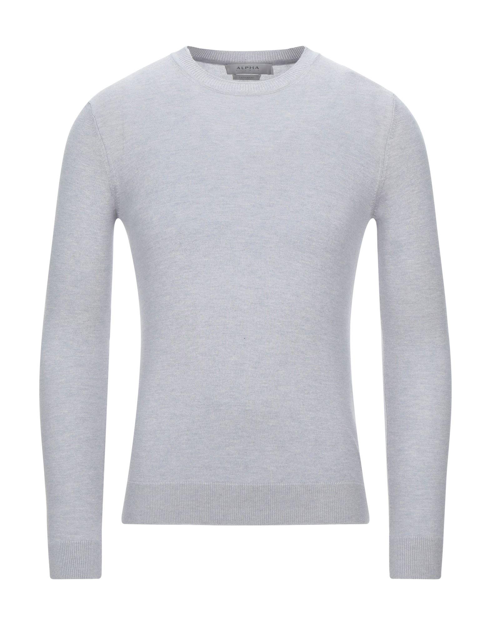 ALPHA STUDIO Sweaters - Item 14102011