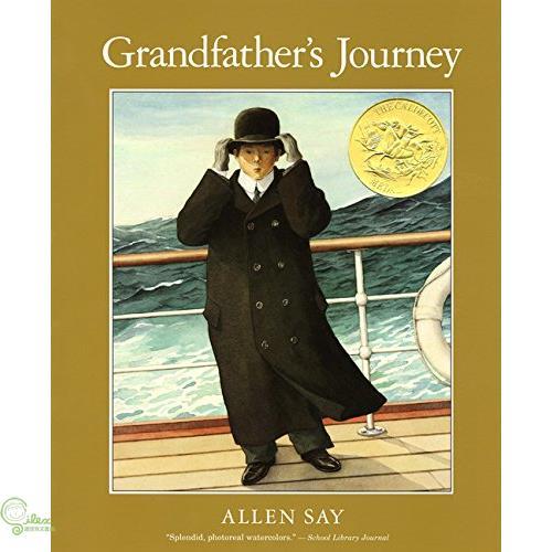 Grandfather's Journey (平裝本)【禮筑外文書店】[79折]