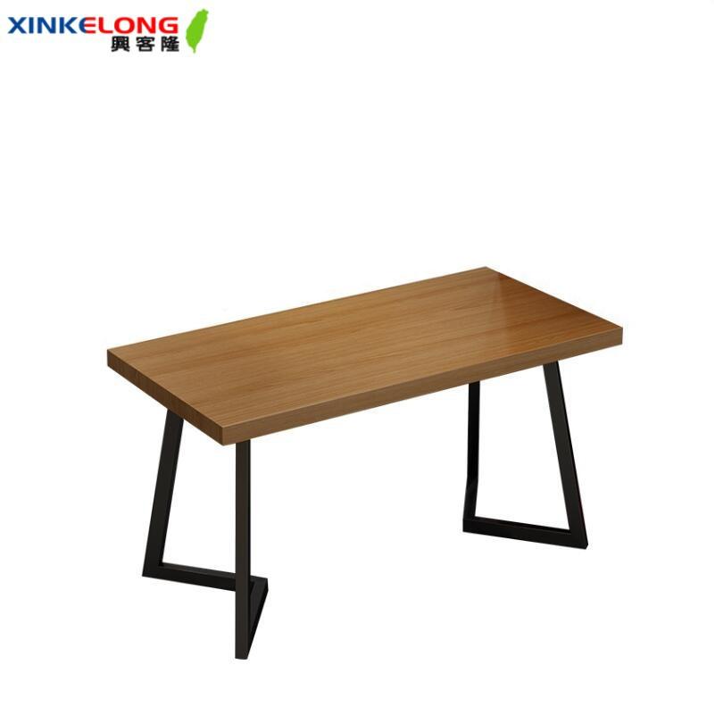 興客隆 實木桌 簡約 茶幾 工業風 方桌 美式 桌子