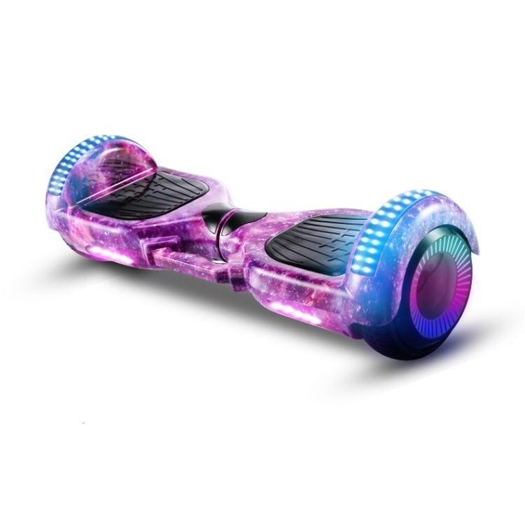 平衡車 激戰智慧平行兩輪電動平衡車成年人兒童代步越野雙輪學生小孩扭扭 MKS