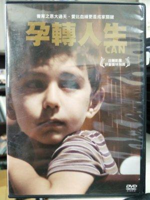 挖寶二手片-T02-310-正版DVD-電影【孕轉人生】-養育之恩大於天 愛比血緣更是成家關鍵(直購價)