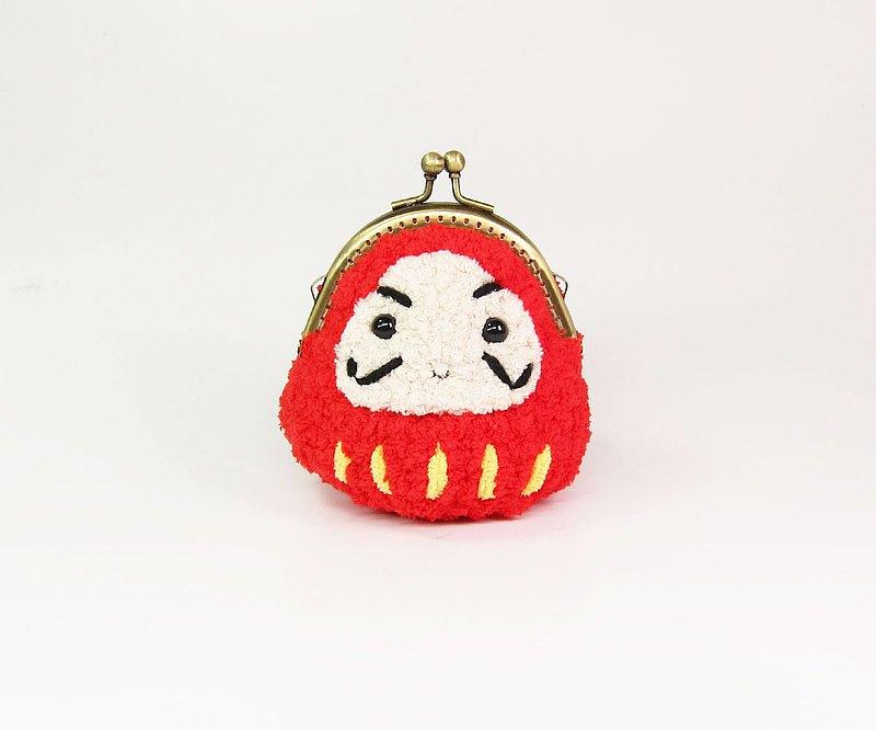 福神/達摩/零錢包-口金包