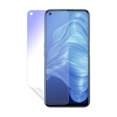 o-one護眼螢膜 realme 7 5G 滿版抗藍光手機螢幕保護貼