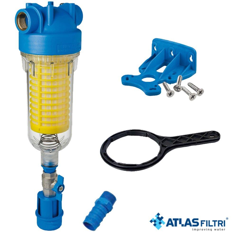 怡康 Atlas Filtri HYDRA中央淨水機前置凈水過濾器 環保過濾