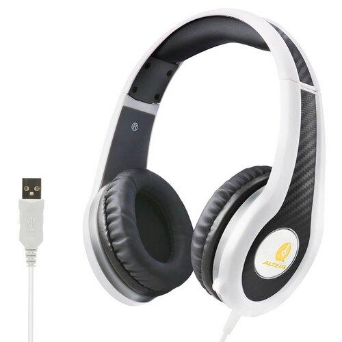 ALTEAM 亞力田 高保真立體聲 電競耳麥 白款 /個 GM-329