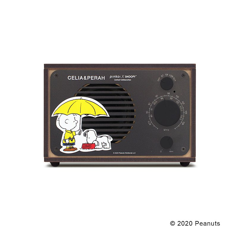 R1 - Snoopy 聯名限定面板 - 查理布朗撐傘款