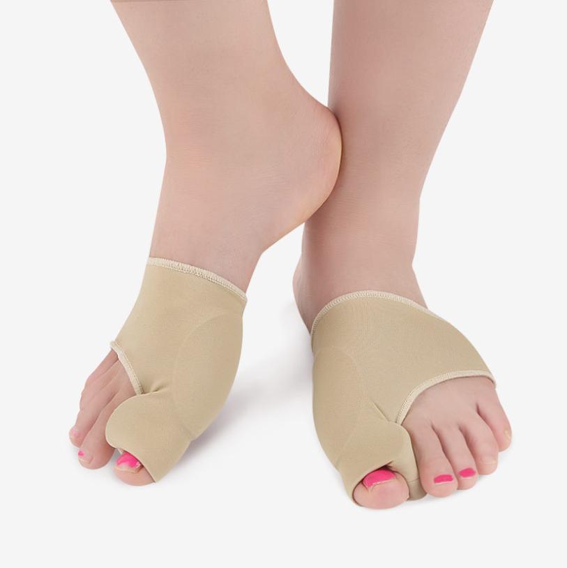 爆款sebs加強版護腳套男女拇趾外翻大腳趾分趾器腳掌護理套腳掌套松果可優比土城現貨