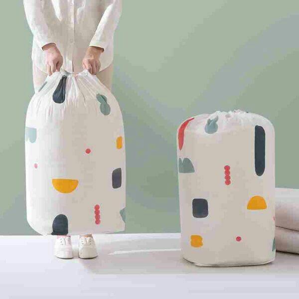 棉被收納袋 收納幫手 可洗棉被收納袋 被子收納袋 衣服收納