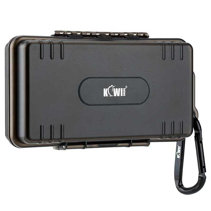 SD卡收納盒 集衛 NS卡存儲卡盒GOPRO運動相機HERO 7 6 5 4多功能DIY收納包SD卡收納盒贈登山扣【xy4159】