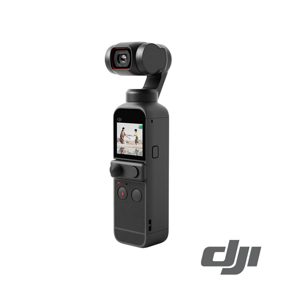 ..  送Sandisk 記憶卡 DJI 大疆 Osmo Pocket 2 靈眸 三軸雲台相機 二代 口袋雲台相機 4K 美顏 智能跟隨 輕巧 手持 公司貨