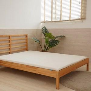 QSHION 助眠紓壓可水洗床墊/單人/高5CM
