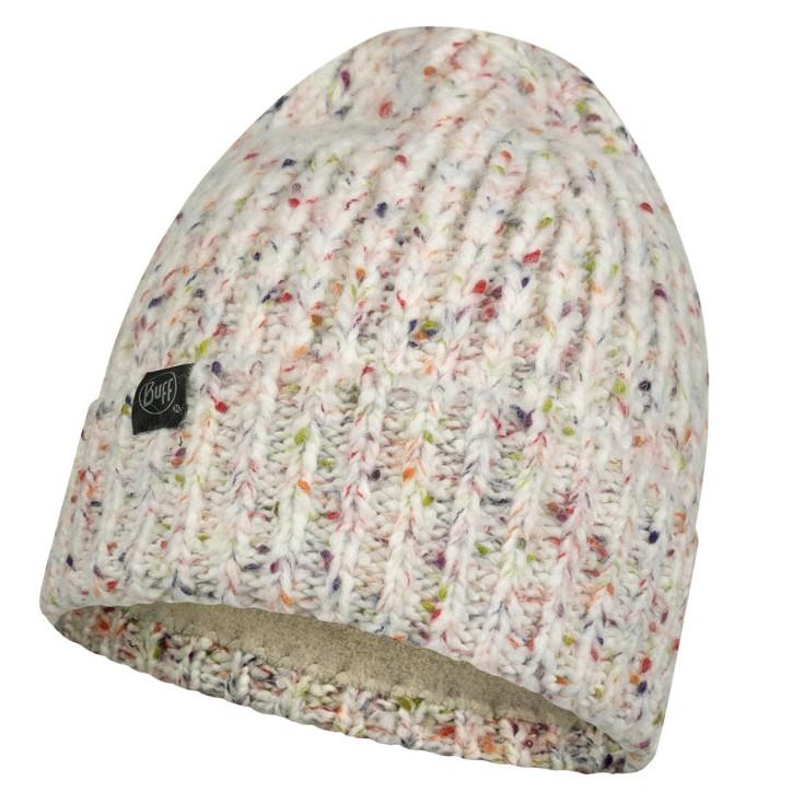 BUFF Lifestyle KIM 針織保暖帽 毛帽 雪狐白 BFL123526-000 綠野山房