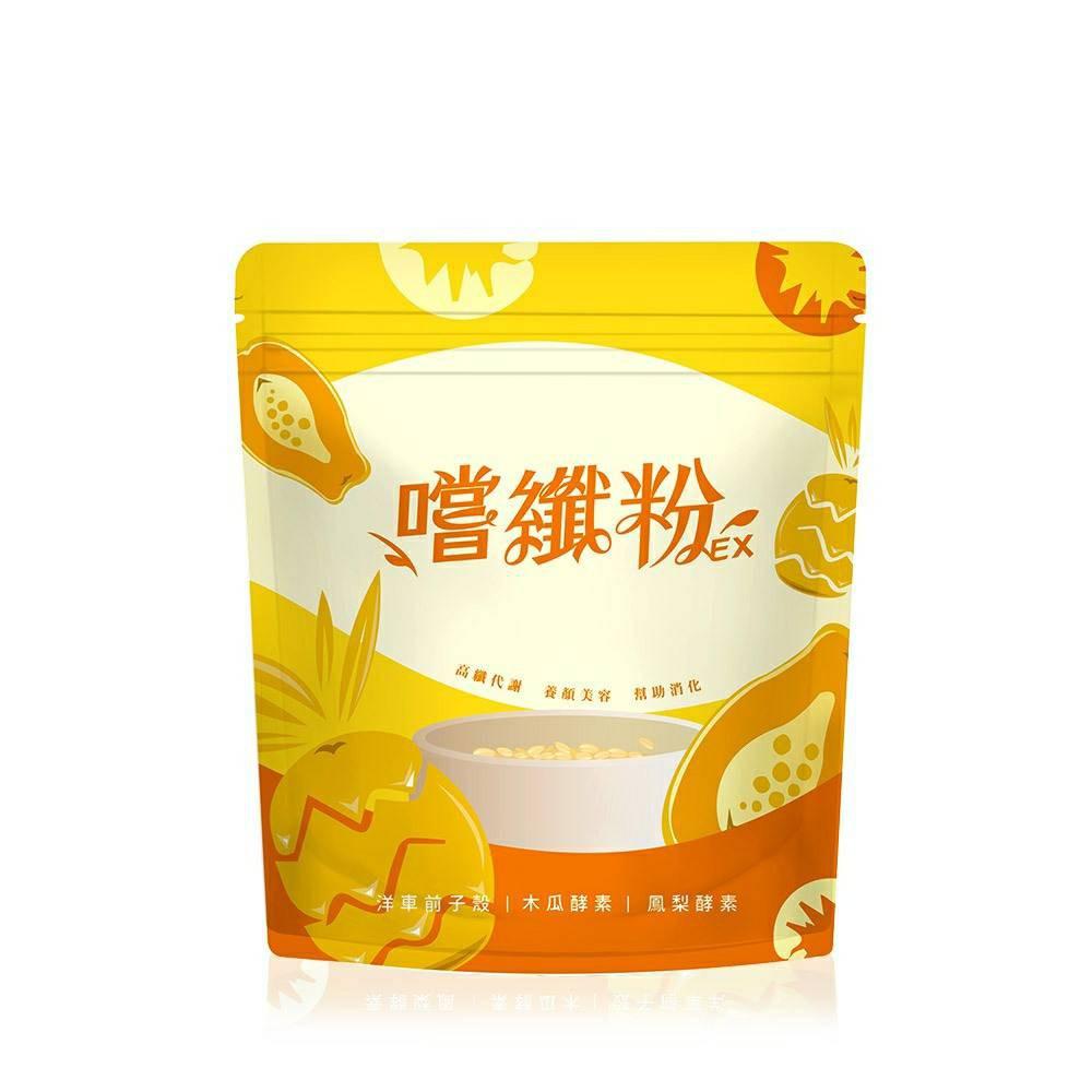 大漢酵素-嚐纖粉 (鳳梨酵素+木瓜酵素升級版) 200g