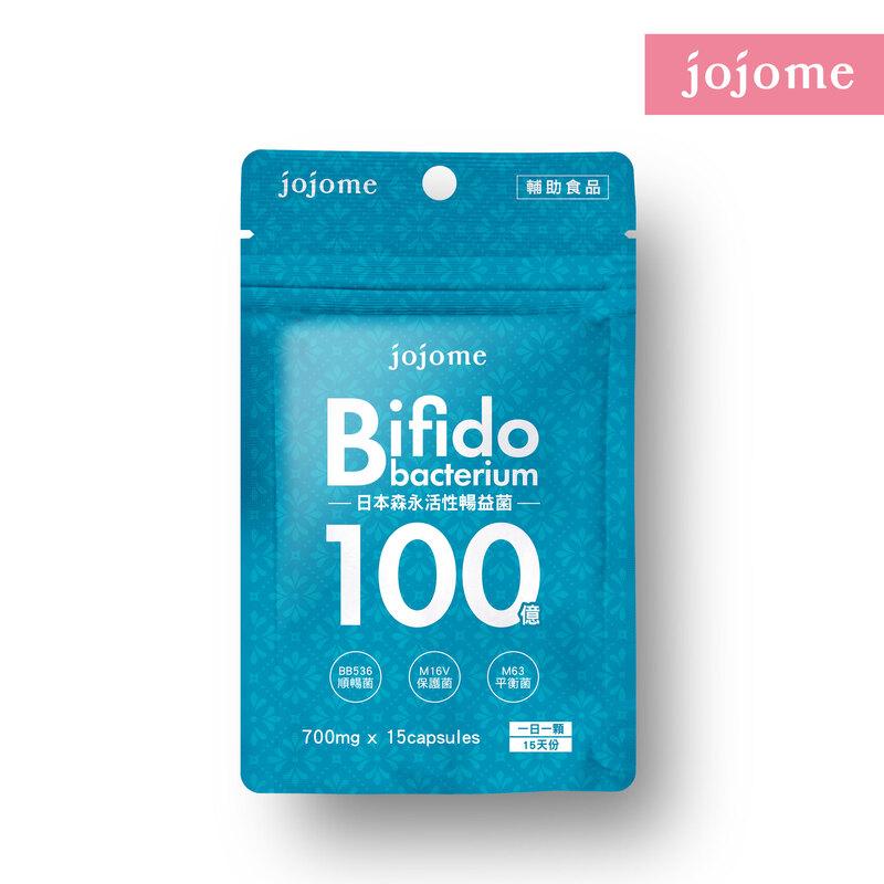 [jojome] 日本森永活性暢益菌膠囊 (15錠/包)